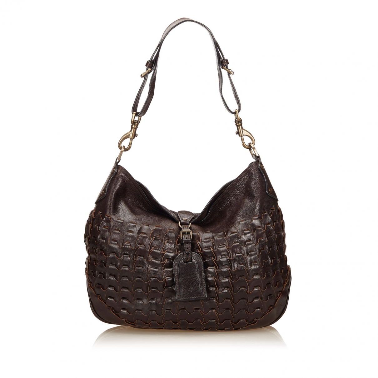 Mulberry N Brown Leather handbag for Women N