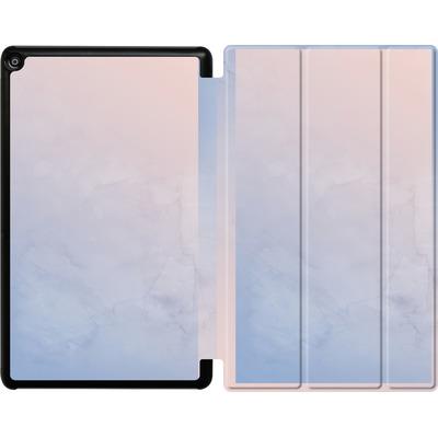 Amazon Fire HD 10 (2017) Tablet Smart Case - Serenity Rose Quartz Geometry von Emanuela Carratoni