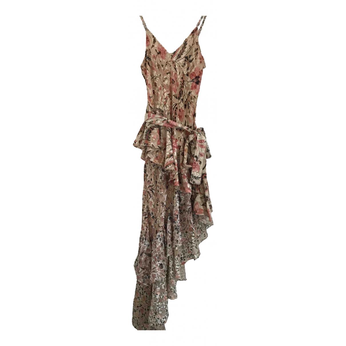 Hemant And Nandita - Robe   pour femme - beige