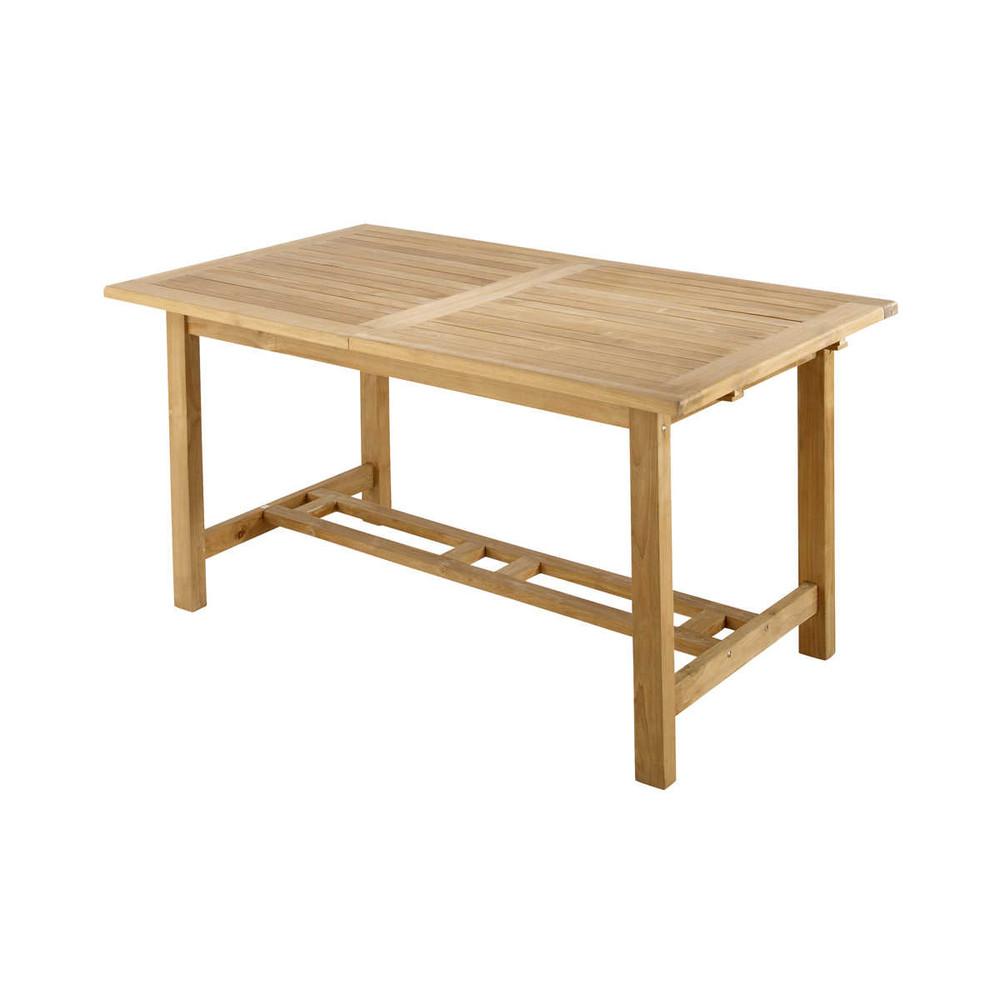 Gartentisch aus massivem Teakholz, B150 Oleron
