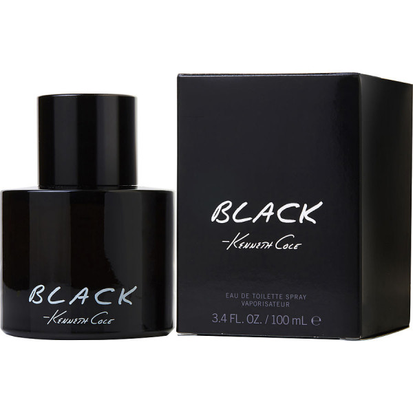 Black - Kenneth Cole Eau de toilette en espray 100 ML
