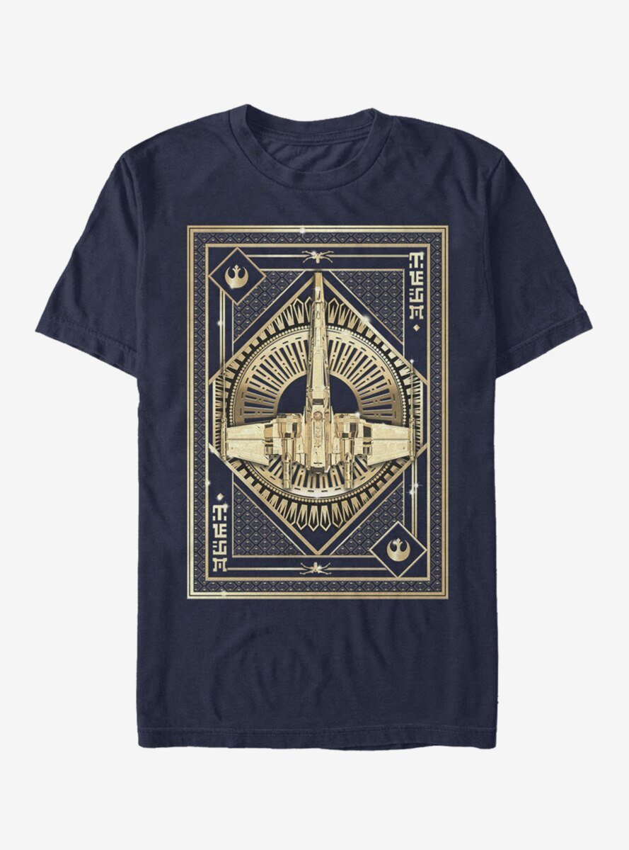 Star Wars X-Wing Card T-Shirt