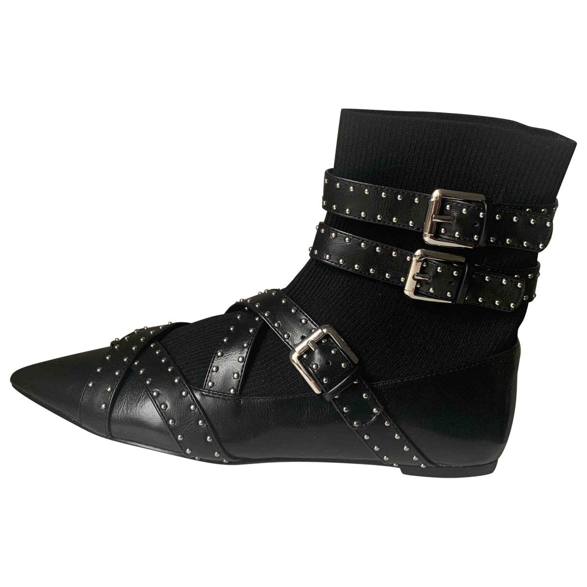 Zara \N Black Boots for Women 39 EU