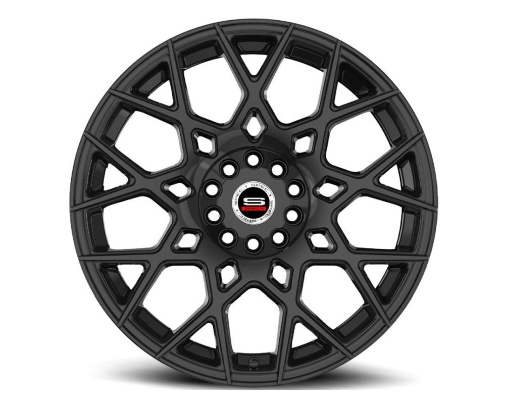 Spec-1 SP-52 Wheel Racing Series 18x8 5x110|5x114.3 38mm Gloss Black