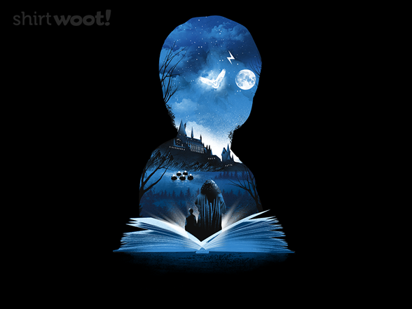 The 1st Book Of Magic T Shirt