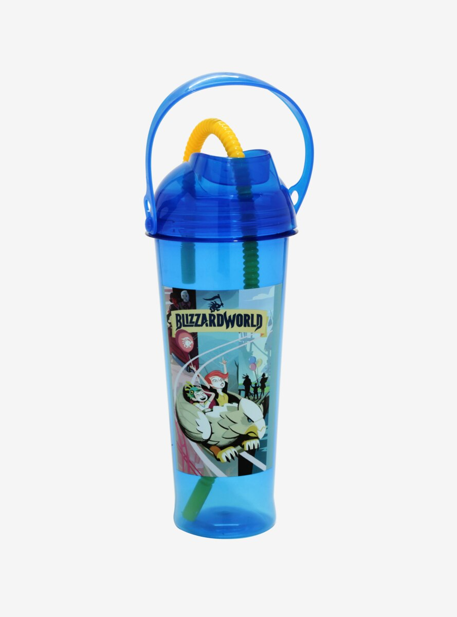 Overwatch Blizzard World Souvenir Bottle