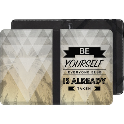 Amazon Kindle eBook Reader Huelle - Be Yourself von Statements