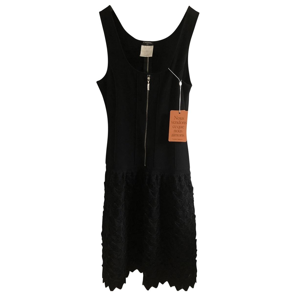 Chanel \N Black dress for Women 38 FR
