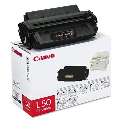 Canon L50 6812A001 Original Black Toner Cartridge