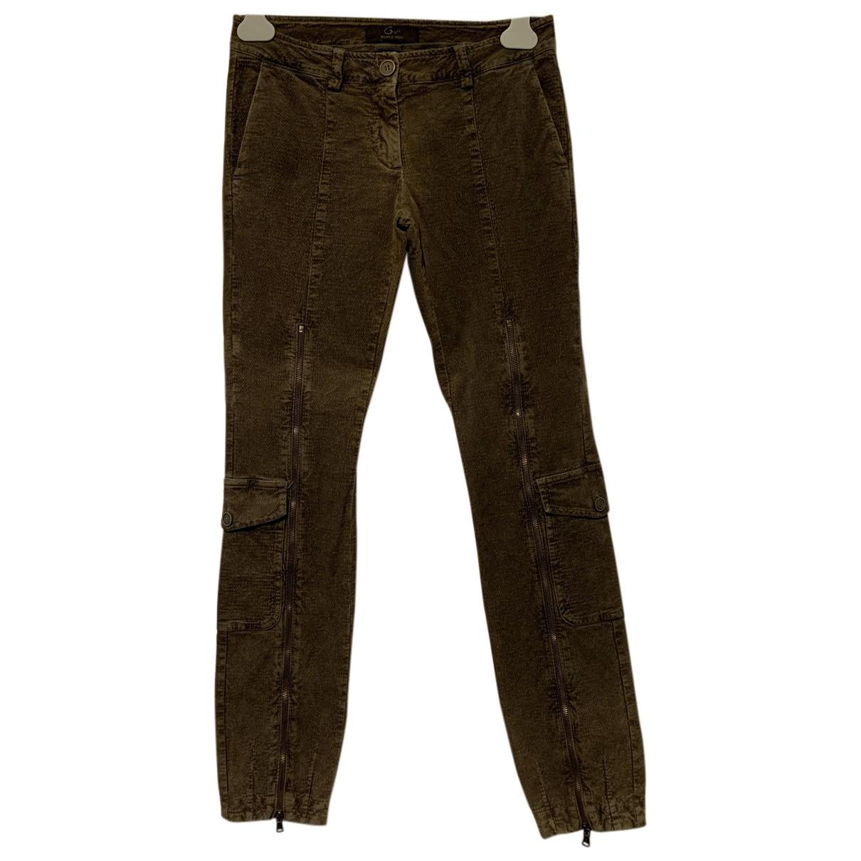 Romeo Gigli N Velvet Trousers for Women S International