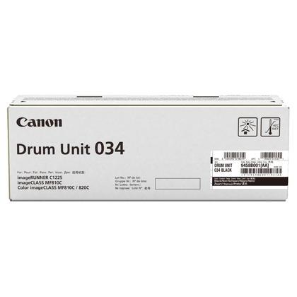 Canon 034 9458B001AA Original Black Drum
