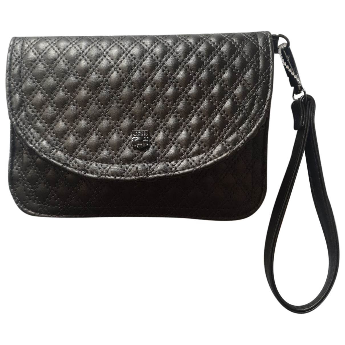 Vince Camuto \N Clutch in  Metallic Synthetik