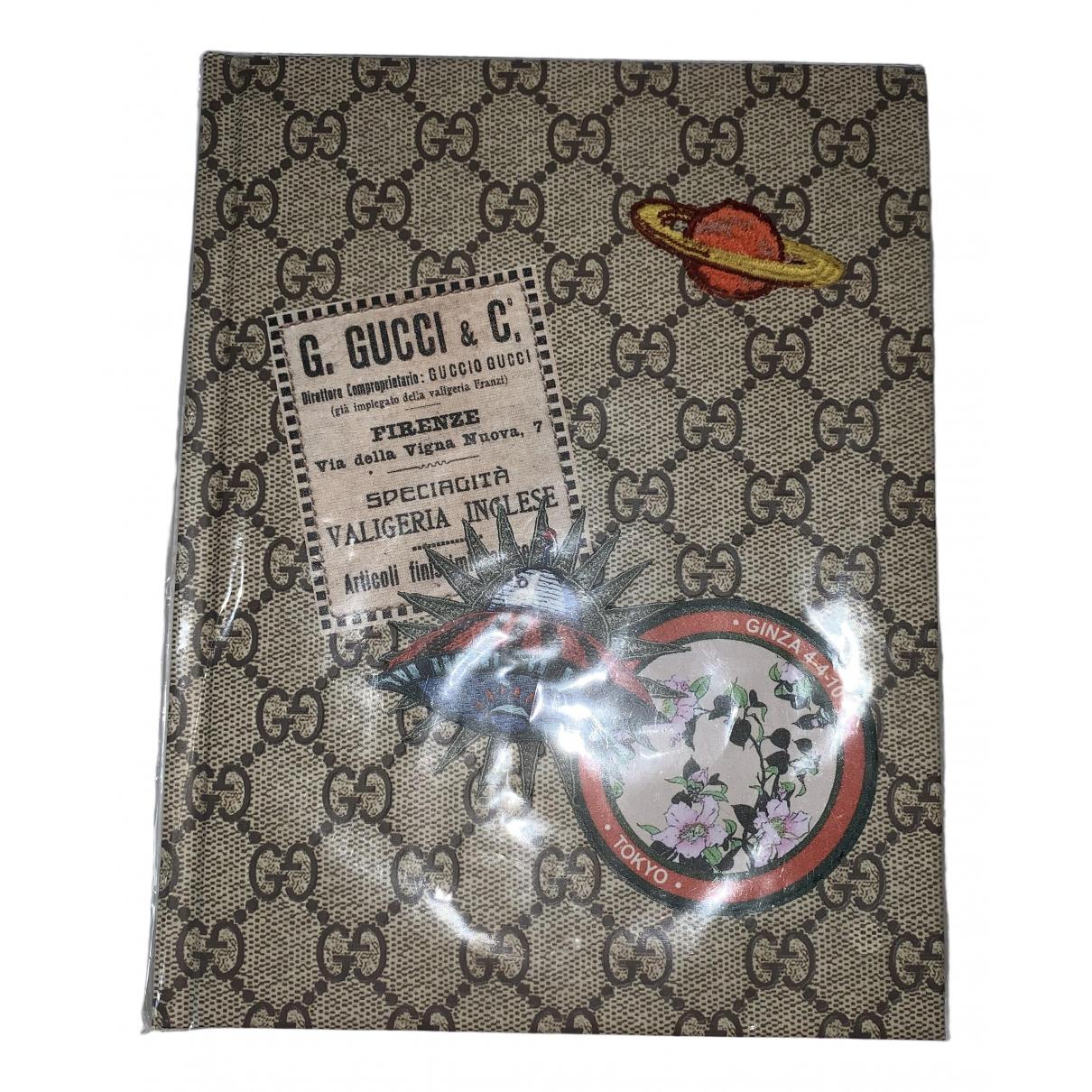 Cuaderno de Lona Gucci