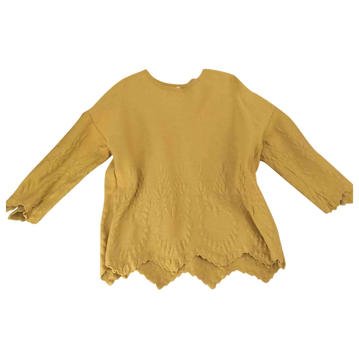 Non Signé / Unsigned \N Cotton Knitwear for Women M International