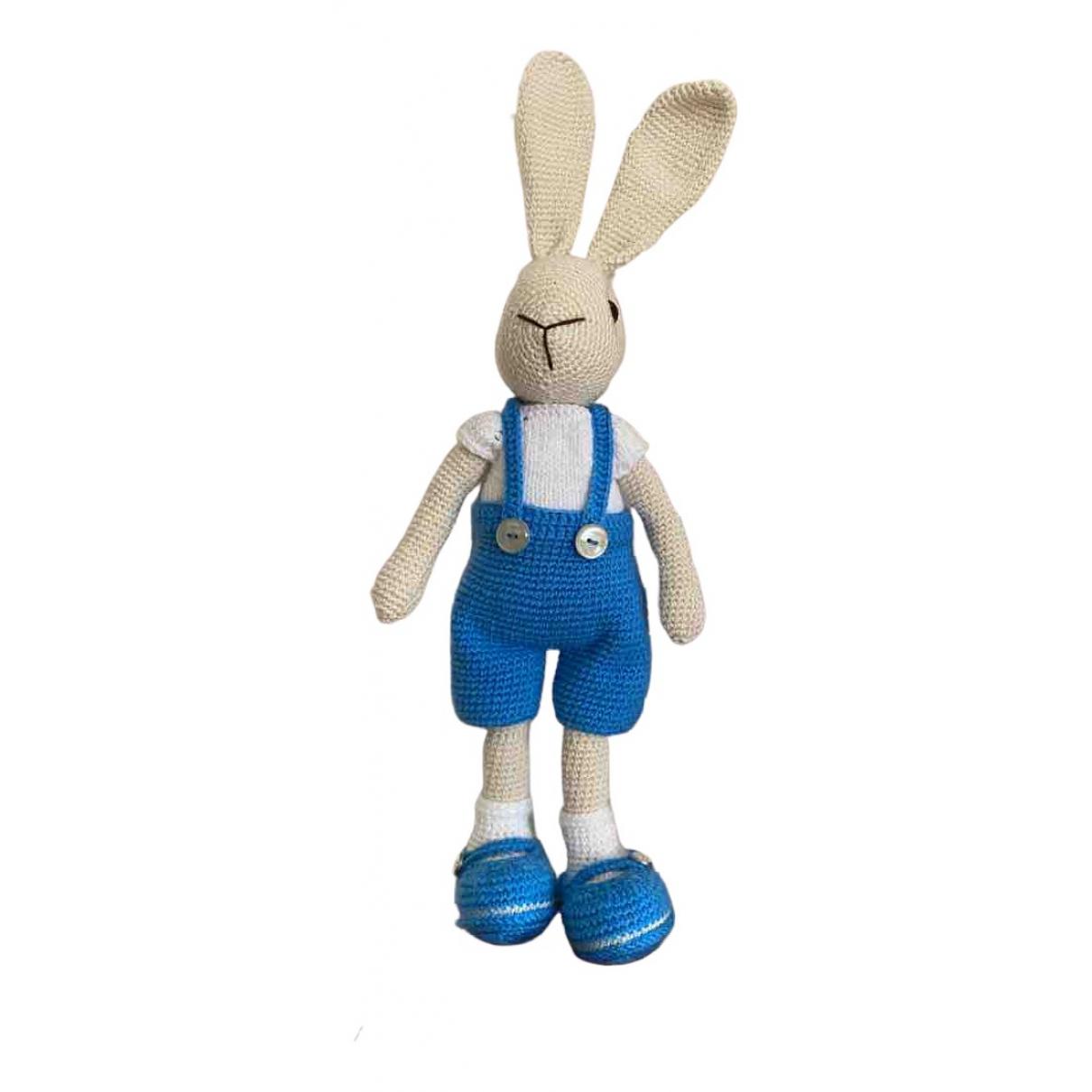 - Jouets   pour lifestyle en coton - bleu