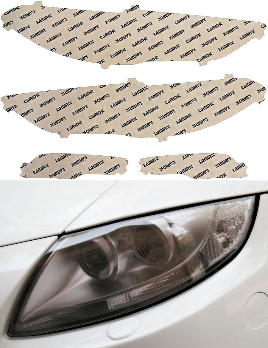 Ford Fusion 17-19 Tint Headlight Covers Lamin-X F057T