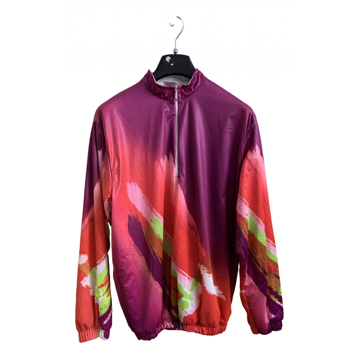 Non Signe / Unsigned \N Pullover.Westen.Sweatshirts  in  Bunt Polyester