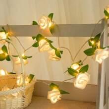 20pcs Flower Shaped Bulb String Light