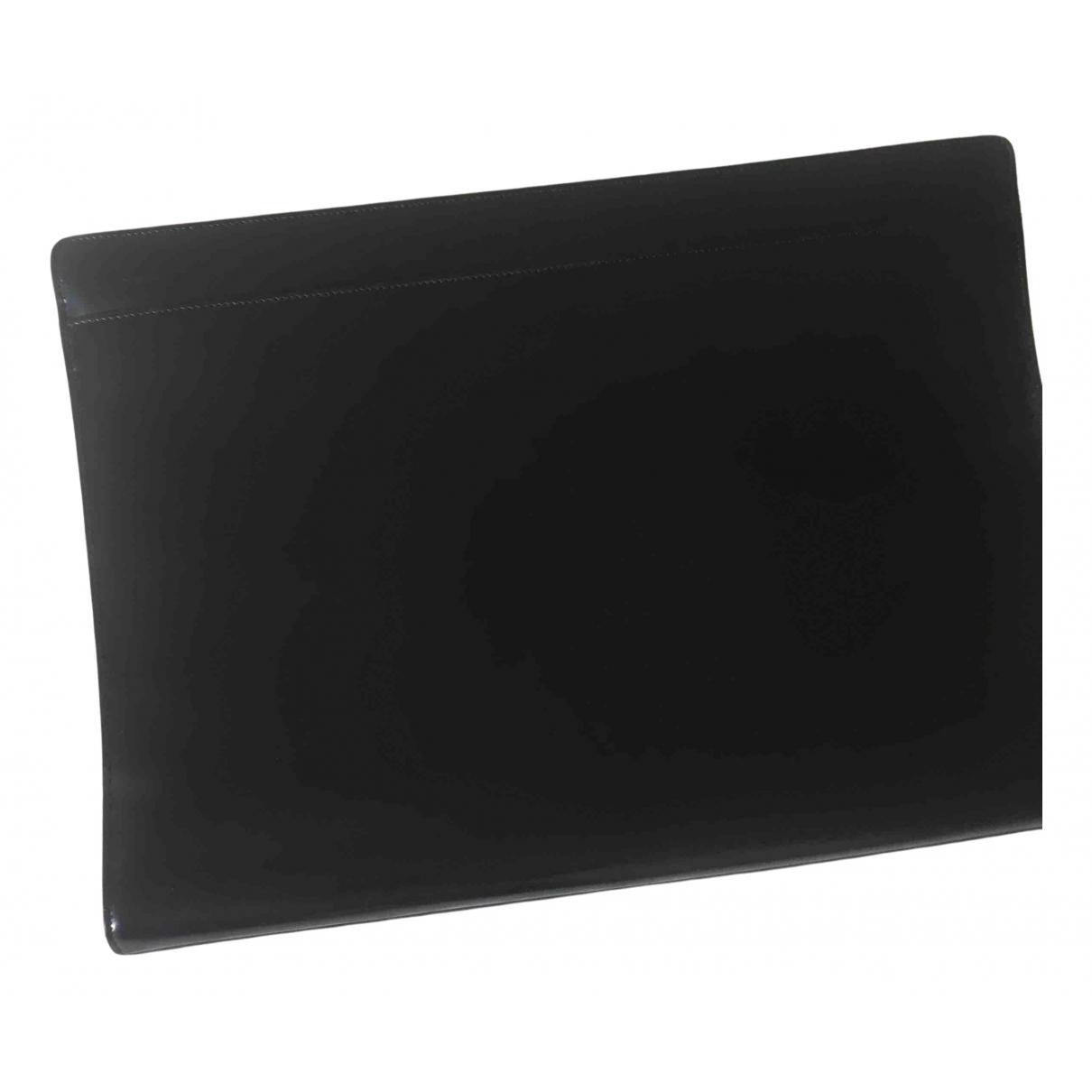 Bally \N Kleinlederwaren in  Schwarz Leder