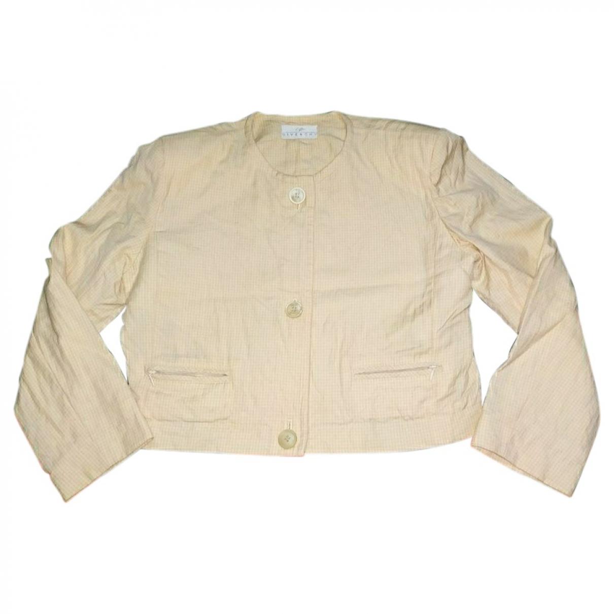 Givenchy - Veste   pour femme - beige