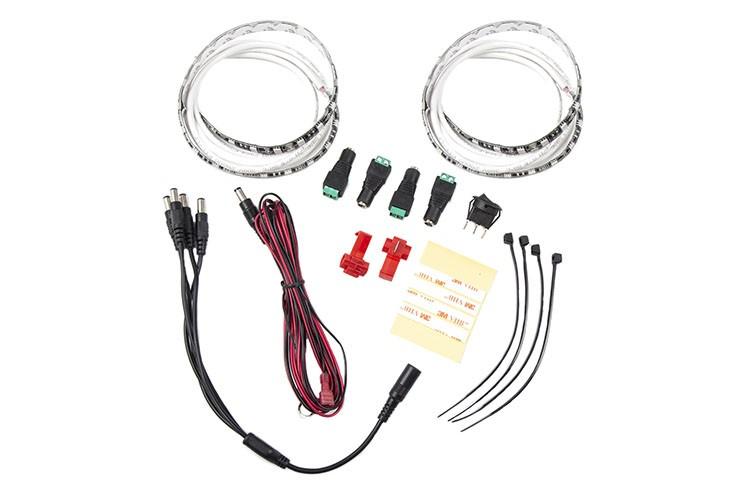 Diode Dynamics DD0230 Green LED Footwell Kit
