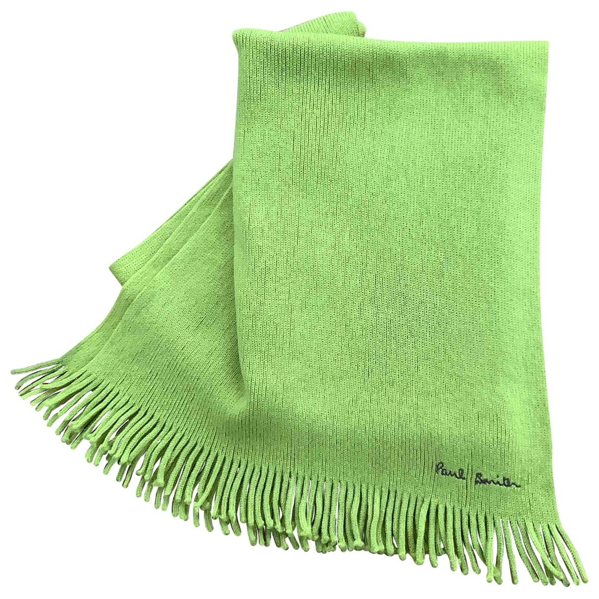 Paul Smith \N Wool scarf & pocket squares for Men \N