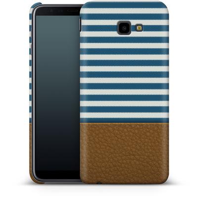 Samsung Galaxy J4 Plus Smartphone Huelle - Nautical von caseable Designs