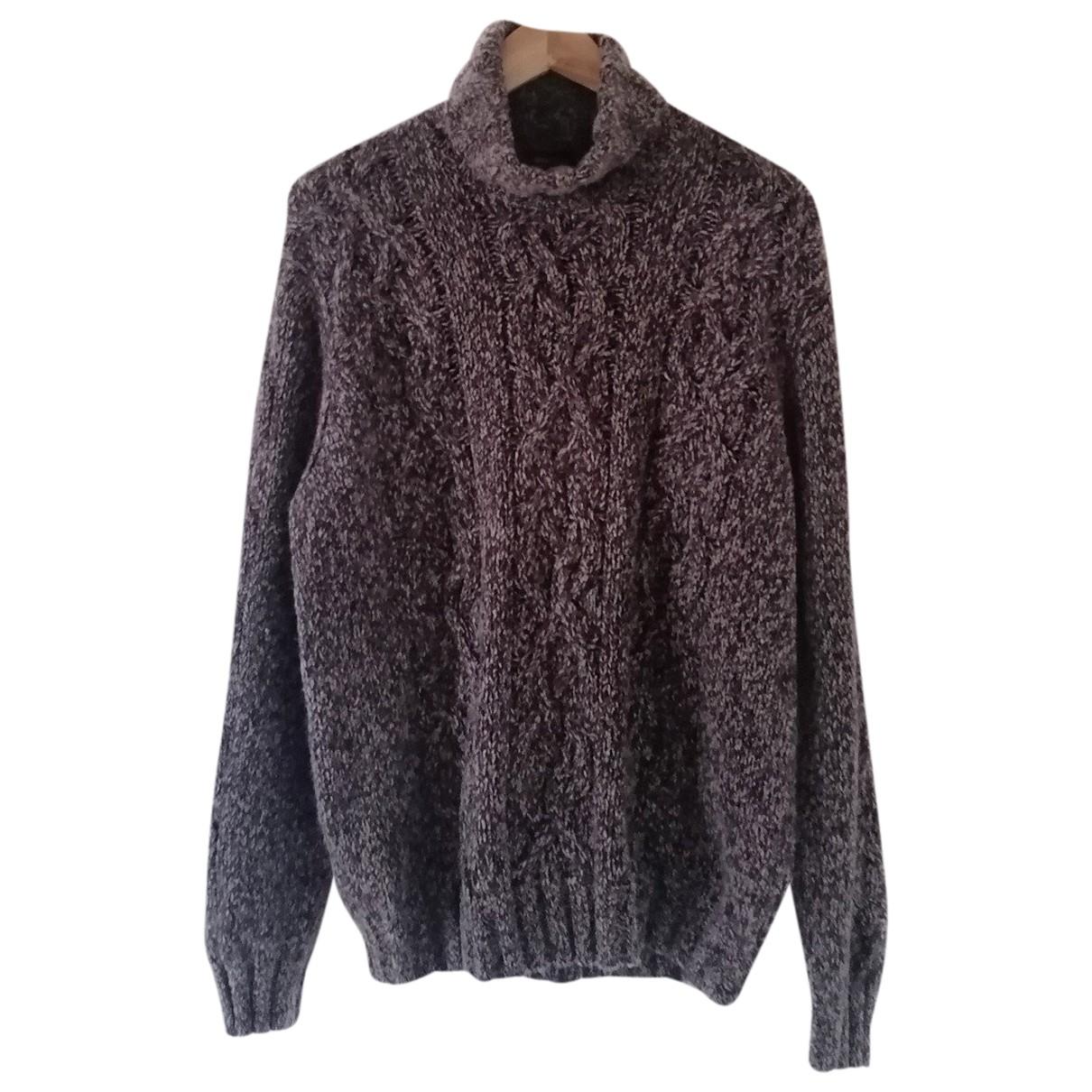 Avon Celli - Pulls.Gilets.Sweats   pour homme en cachemire - violet
