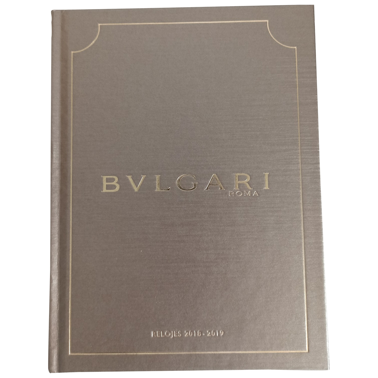 Bvlgari - Mode   pour lifestyle en coton - dore