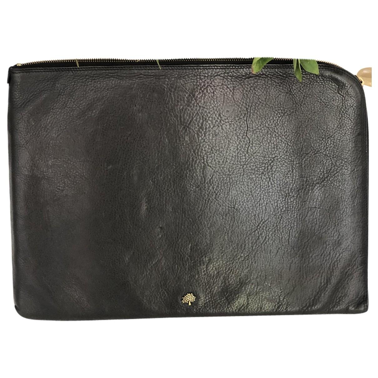 Mulberry - Accessoires   pour lifestyle en cuir - noir