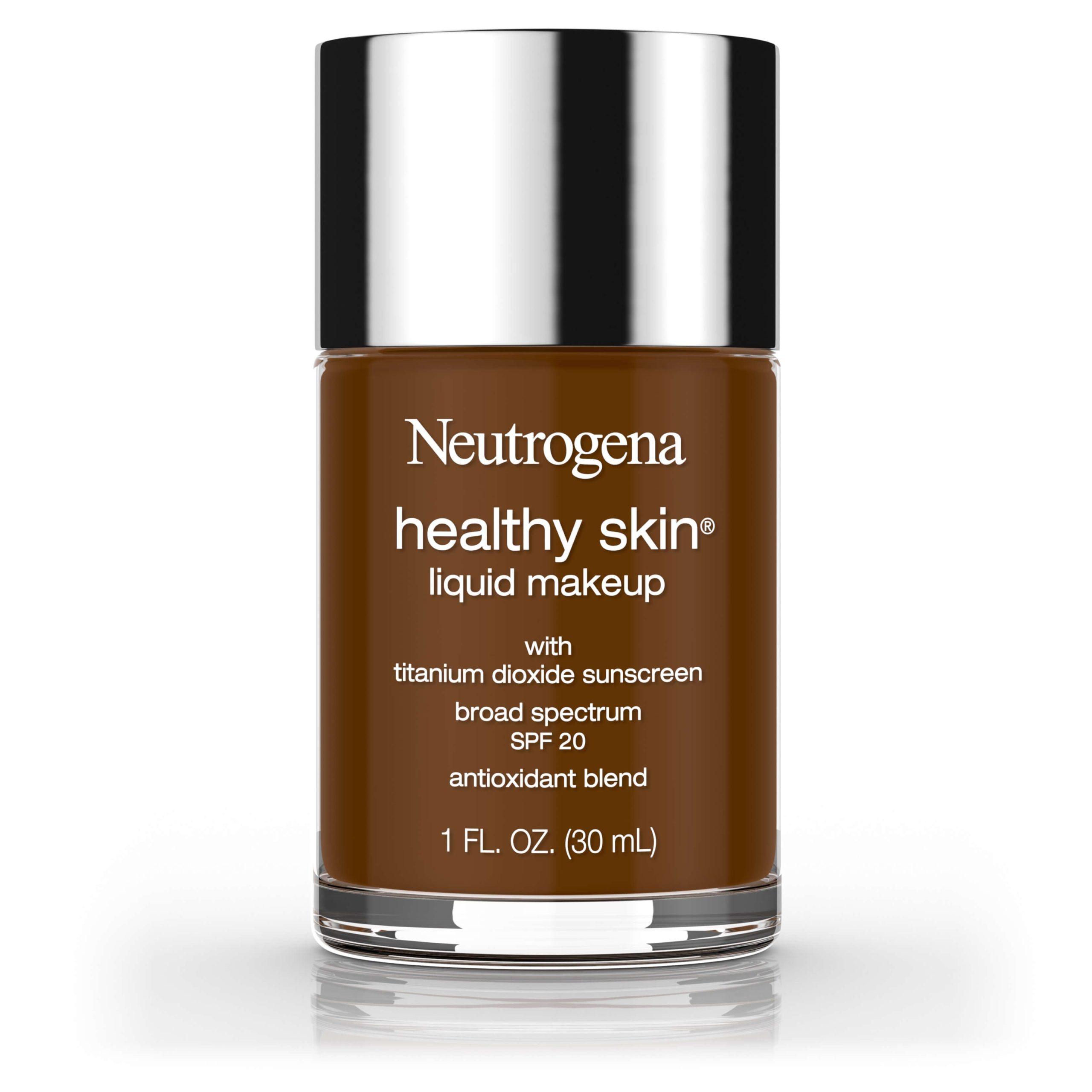 Healthy Skin Liquid Makeup Spf 20 - Chestnut