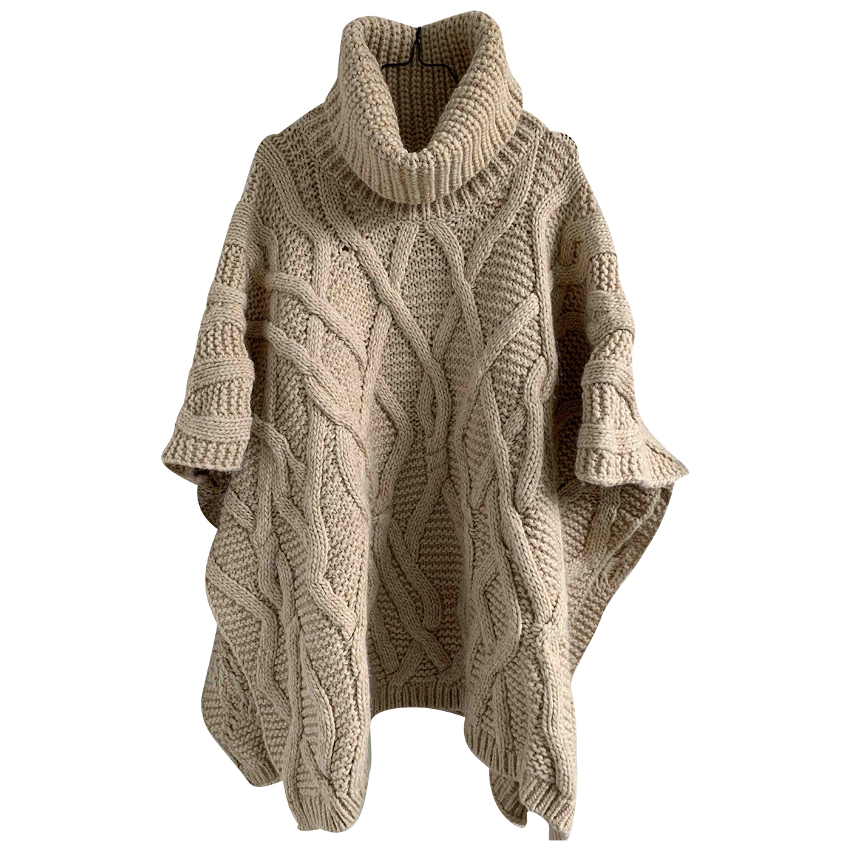 Woolrich \N Beige Wool Knitwear for Women One Size International