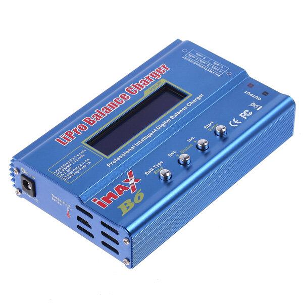 iMAX B6 Digital RC Lipo NiMH Battery Balance Charger