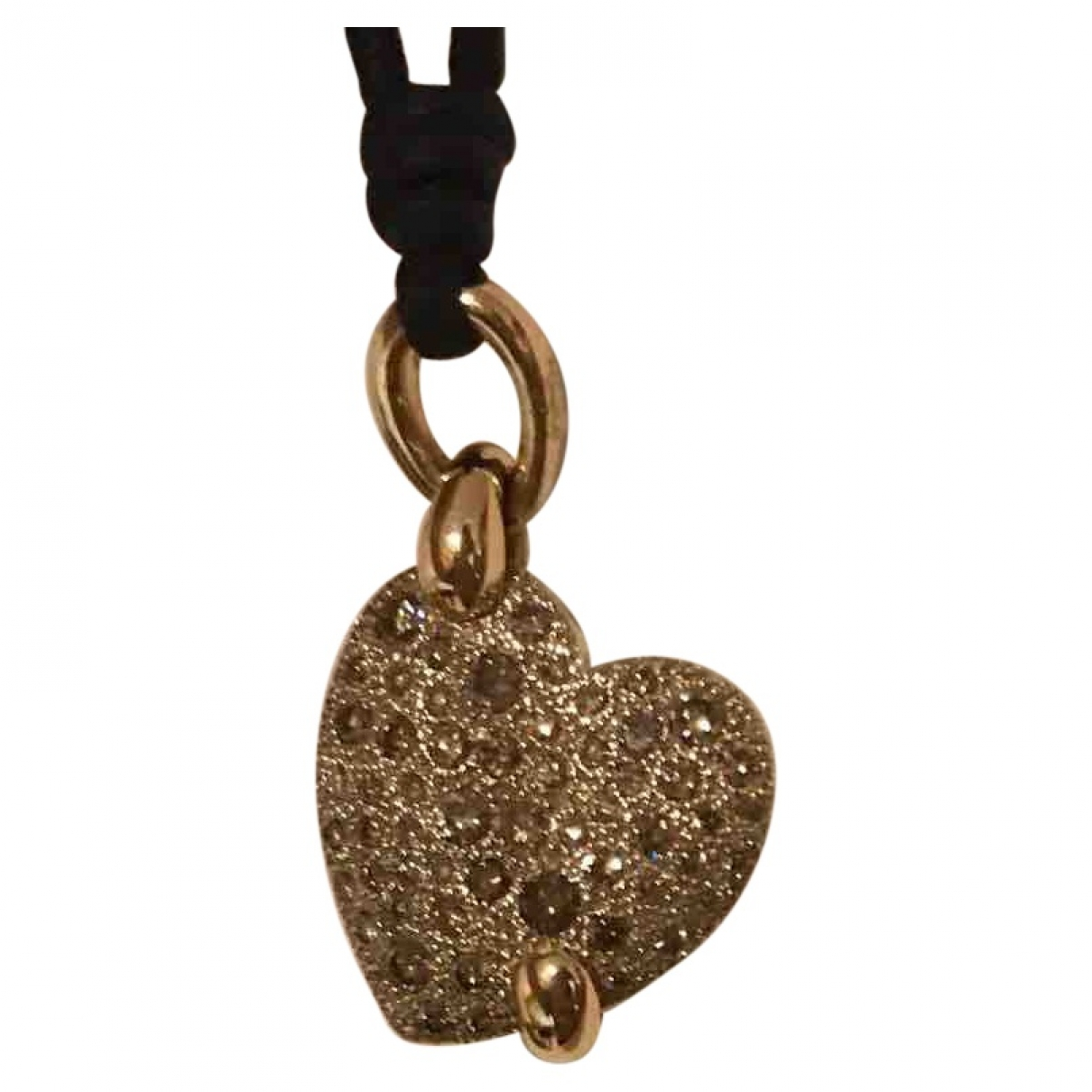 Pomellato Sabbia Pink Pink gold pendant for Women \N