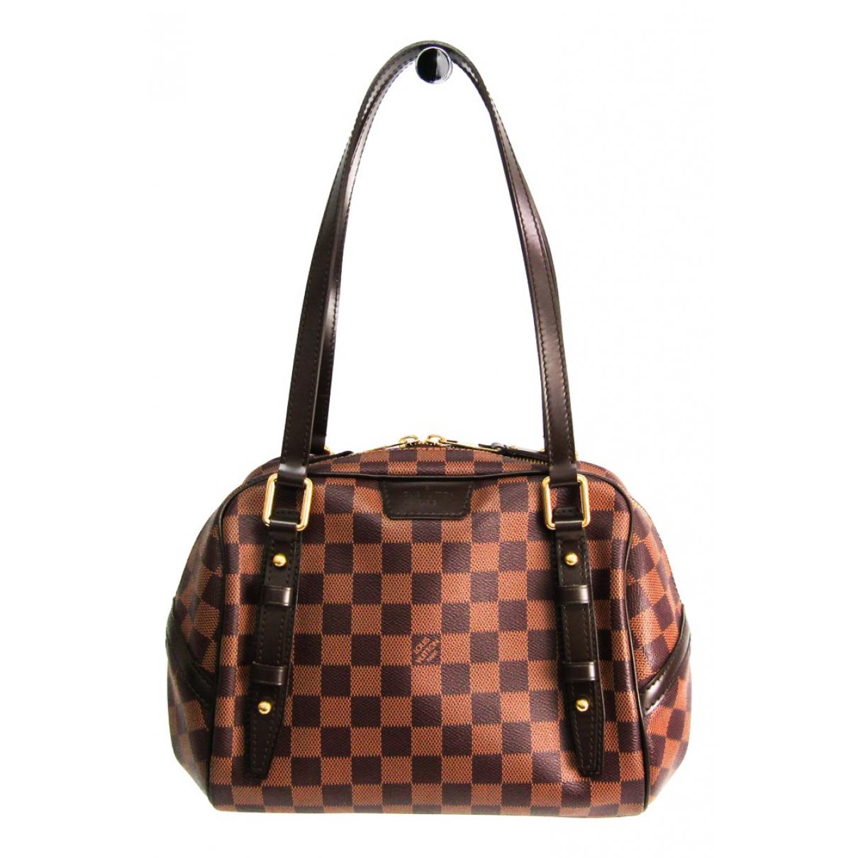 Bolso  Rivington de Lona Louis Vuitton