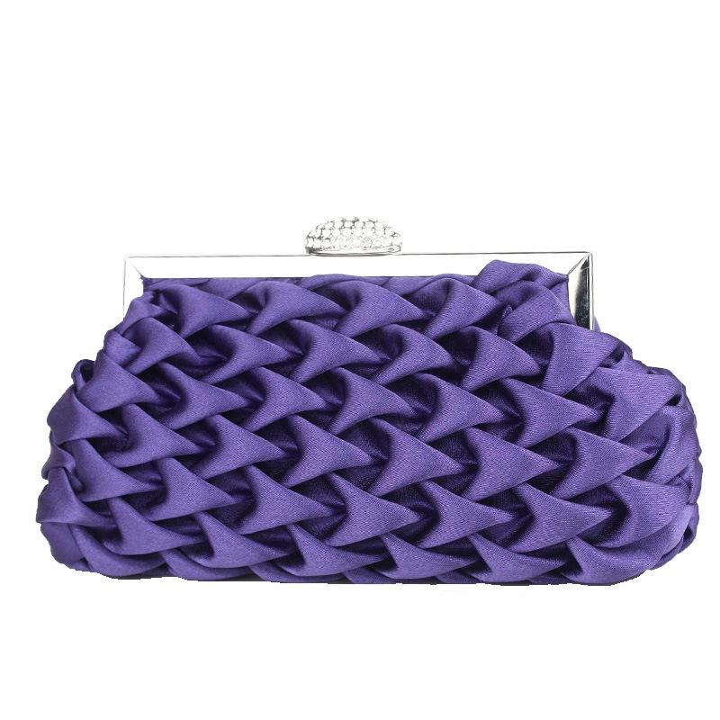 Ericdress Shell Shaped Knitted Hasp Women Clutch