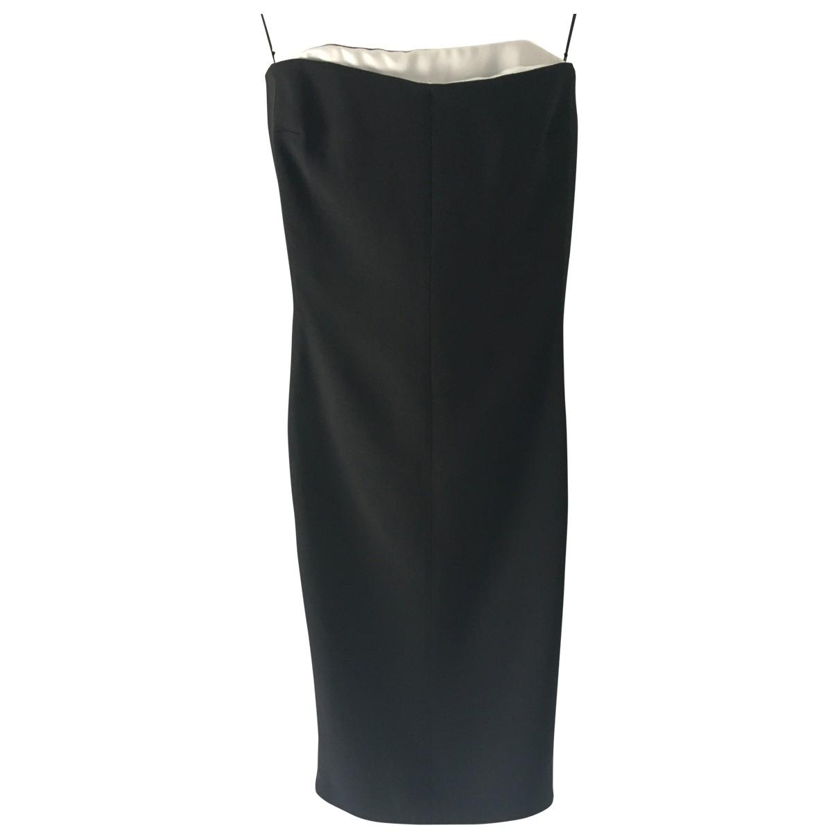 Stella Mccartney \N Black dress for Women 38 IT