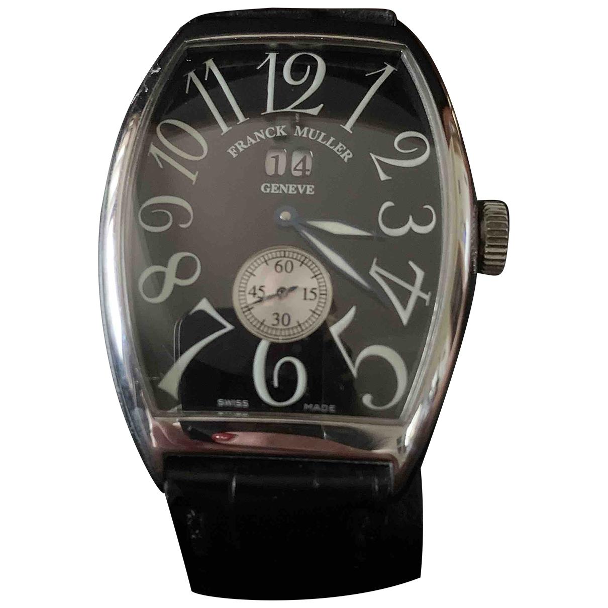 Relojes Casablanca Franck Muller