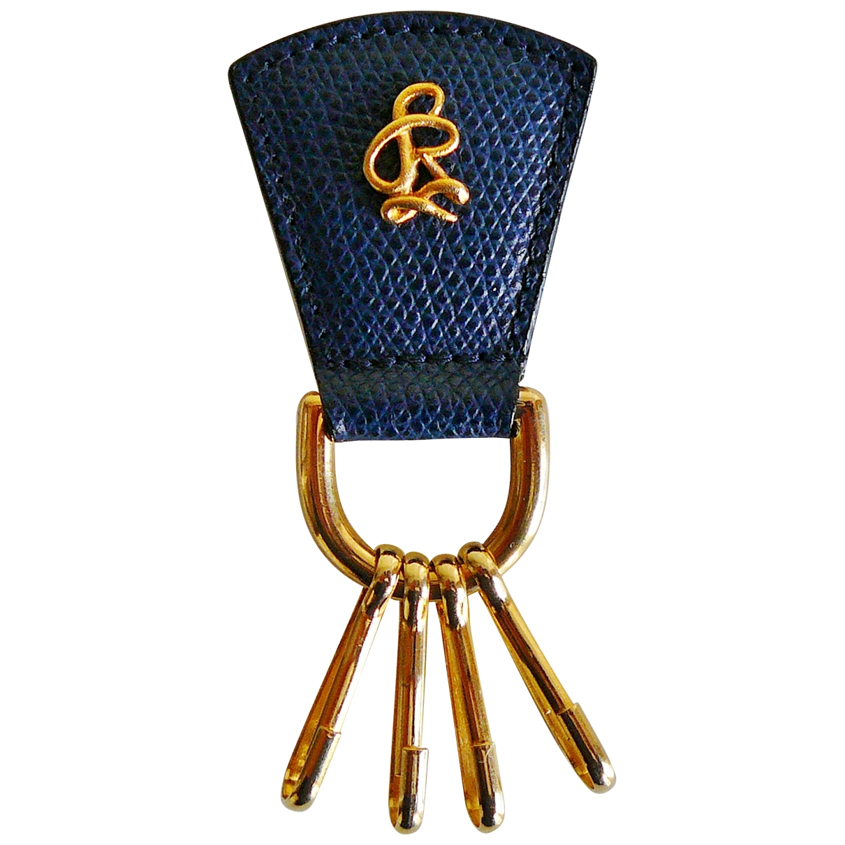 Sonia Rykiel - Petite maroquinerie   pour femme en cuir - bleu