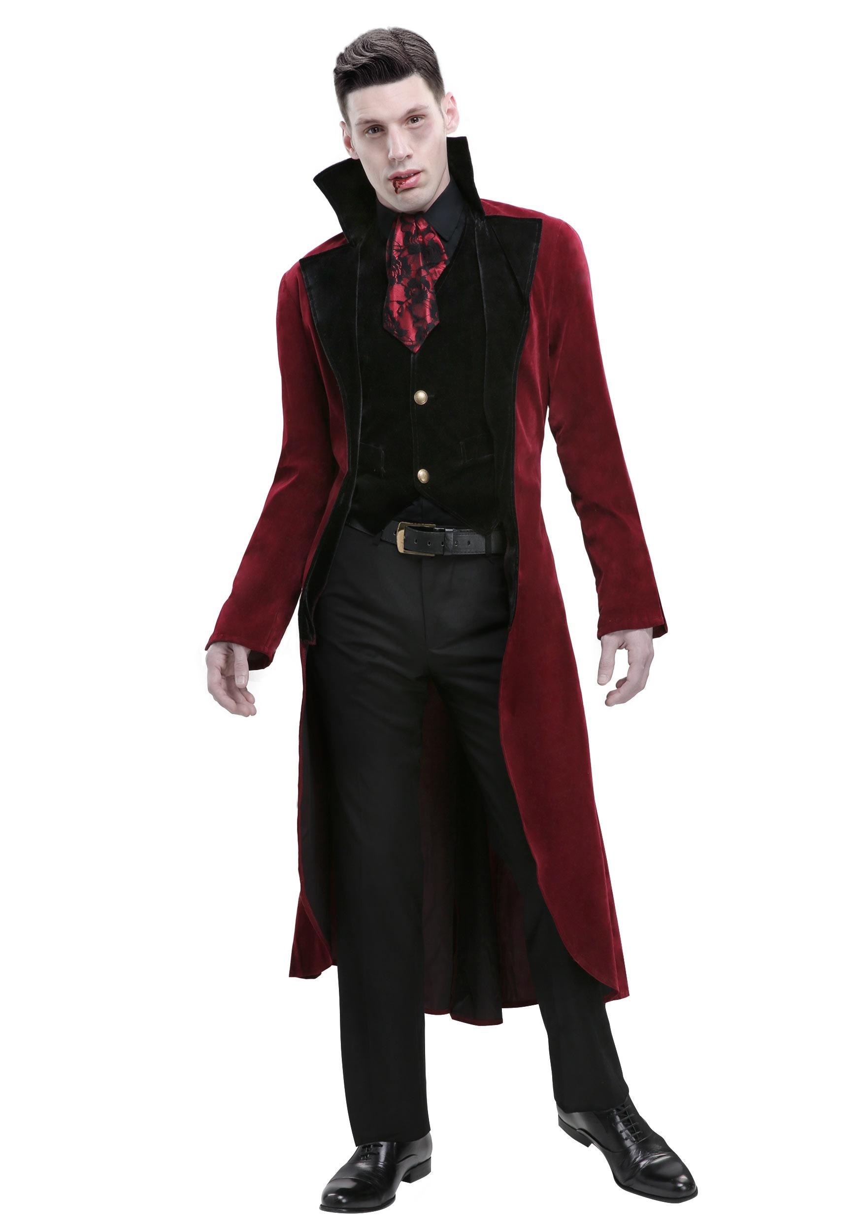 Dreadful Vampire Costume for Men
