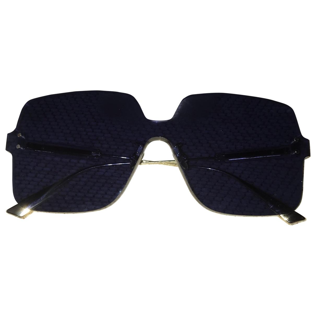 Dior Color Quake 1 Blue Sunglasses for Women \N