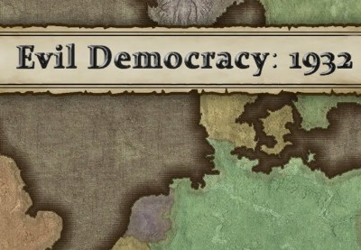Evil Democracy: 1932 Steam CD Key