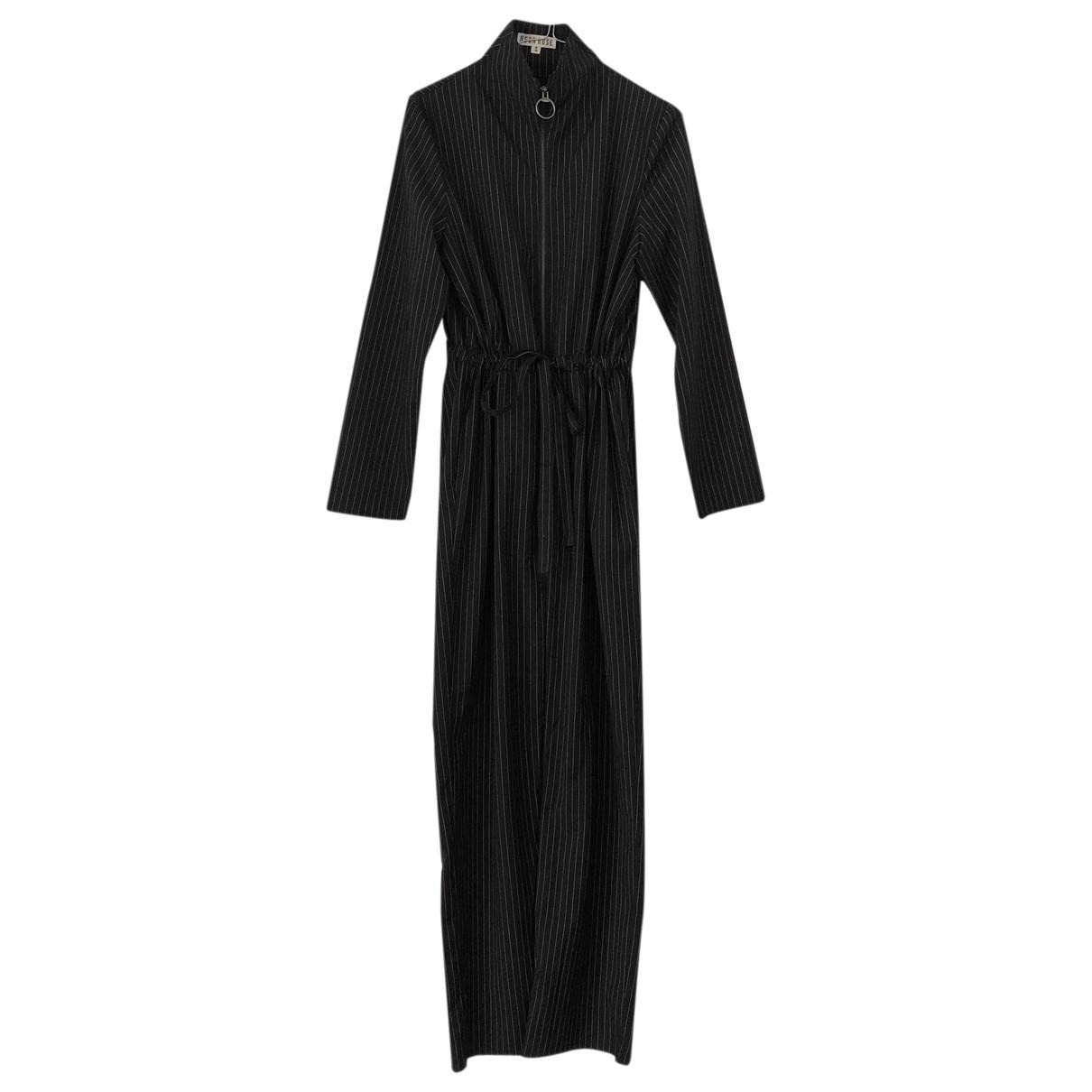Non Signé / Unsigned \N Black jumpsuit for Women S International