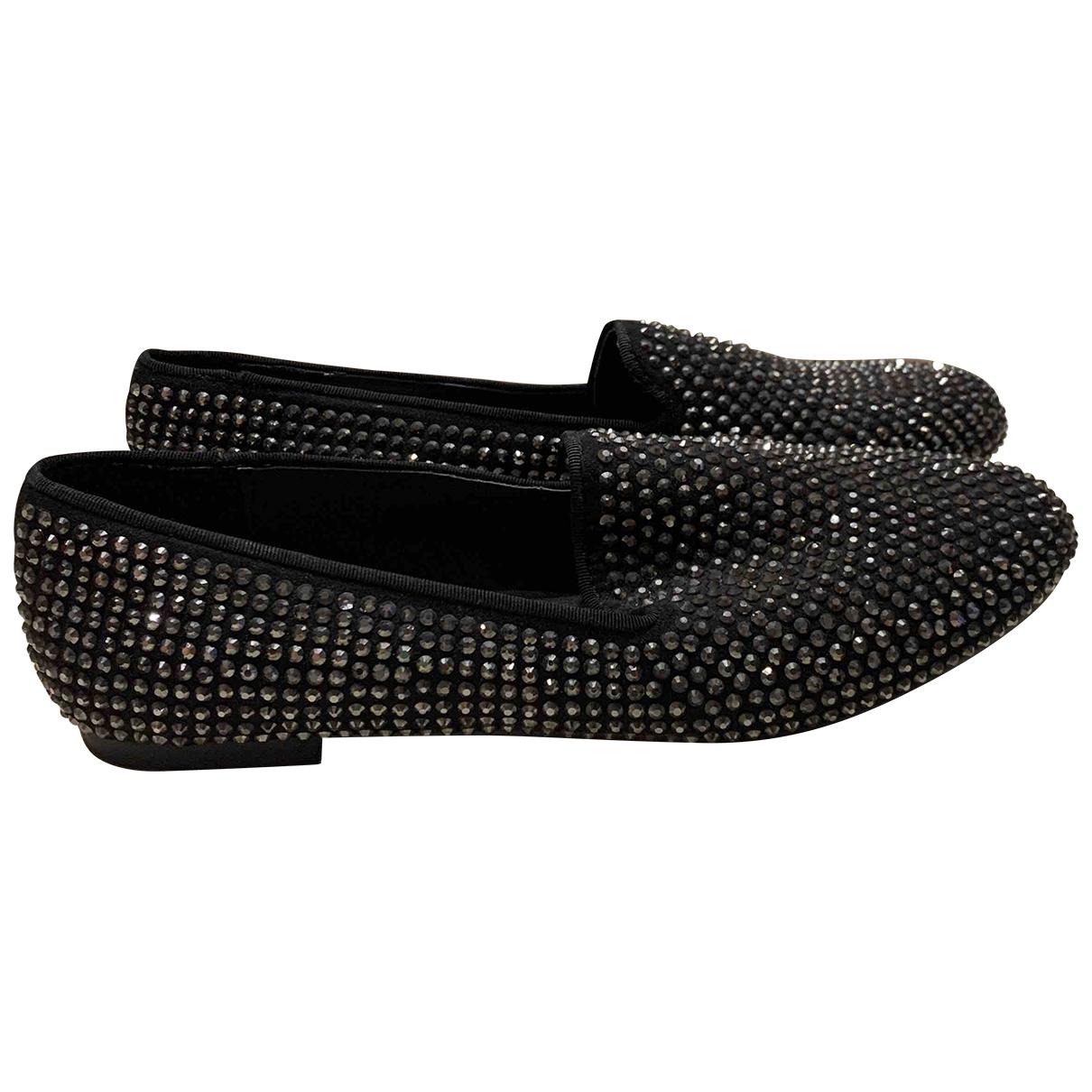 Steve Madden \N Cloth Flats for Women 7.5 US