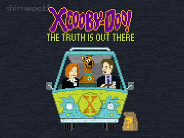 Xcooby-doo T Shirt