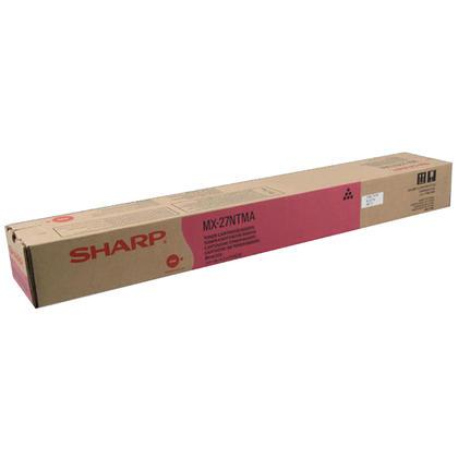 Sharp MX-27NTMA cartouche de toner originale magenta