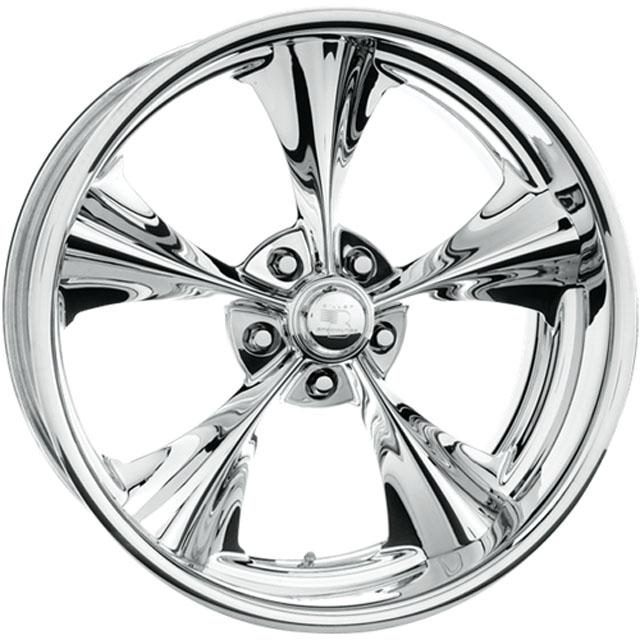 Billet Specialties PC92224Custom Stiletto Wheel 22x14