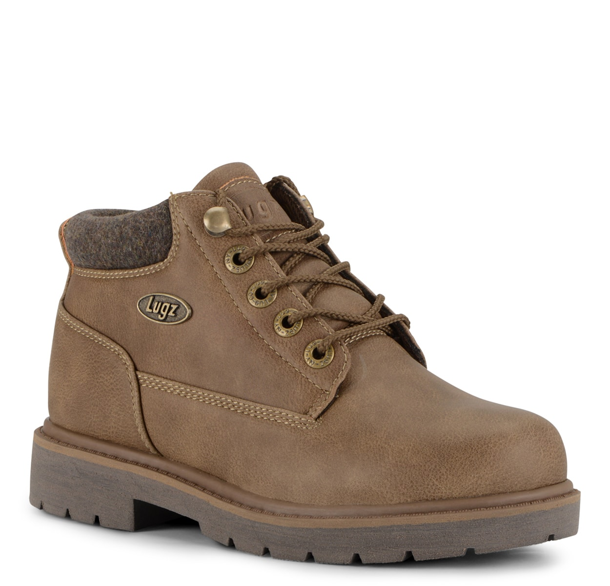 Women's Drifter Lx Chukka Boot (Choose Your Color: BROWN/BARK, Choose Your Size: 9.0)