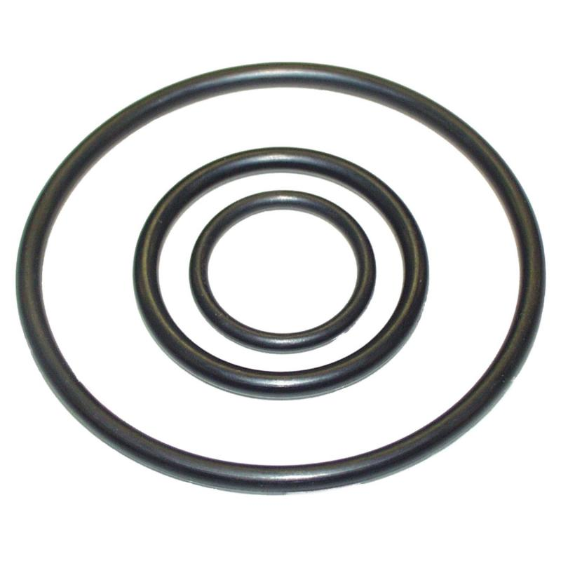 Crown Automotive 33002970K Jeep Replacement Oil Filter Adapter O-Ring Kit for 87-92 XJ Cherokee and MJ Comanche w/ 4.0L Jeep