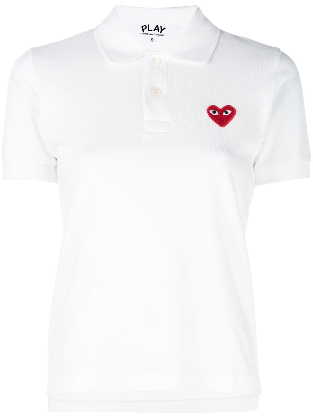 Red Heart Polo
